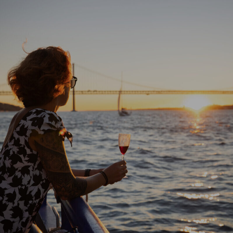 Boat Tours at Sunset